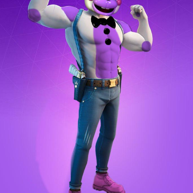 5 most buff Fortnite characters in the game
