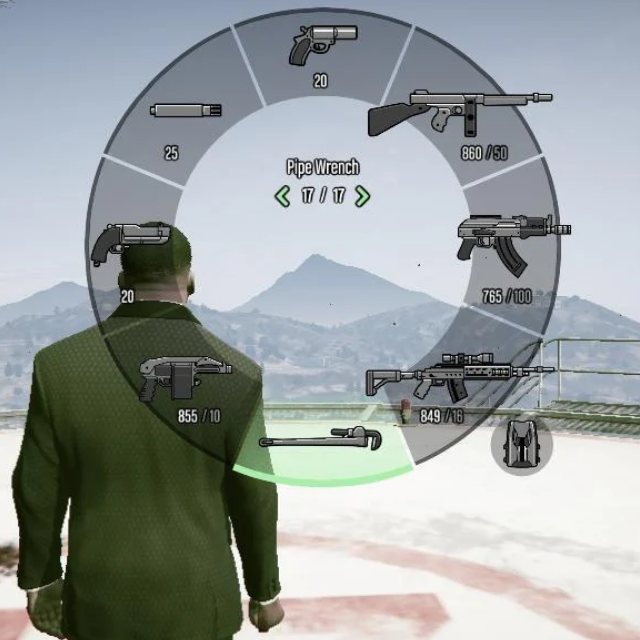 5 of the best Rank 1 weapons for beginners in GTA Online